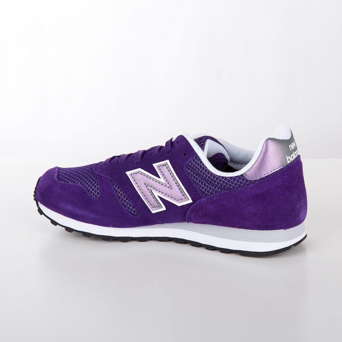 new balance violet femme