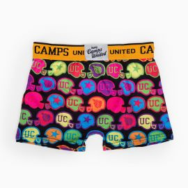Boxer multicolore garçon CAMPS UNITED