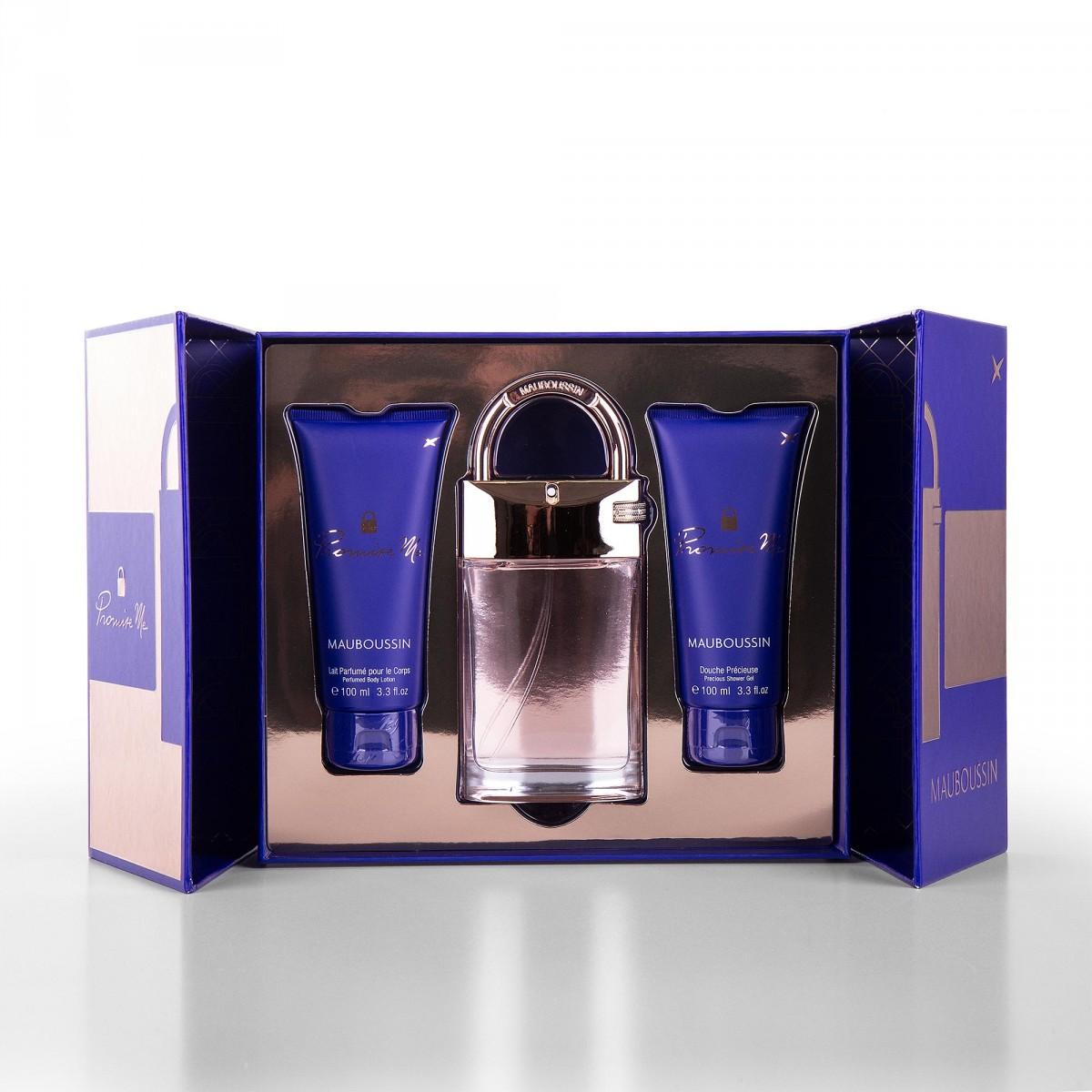 coffret parfum eau de parfum 90 ml douche pr cieuse 100 ml lait. Black Bedroom Furniture Sets. Home Design Ideas