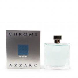 Parfum eau de toilette Chrome 100ml homme AZZARO marque pas cher prix dégriffés destockage