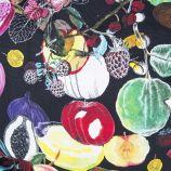 Grand cabas motifs fruit femme CHRISTIAN LACROIX marque pas cher prix dégriffés destockage