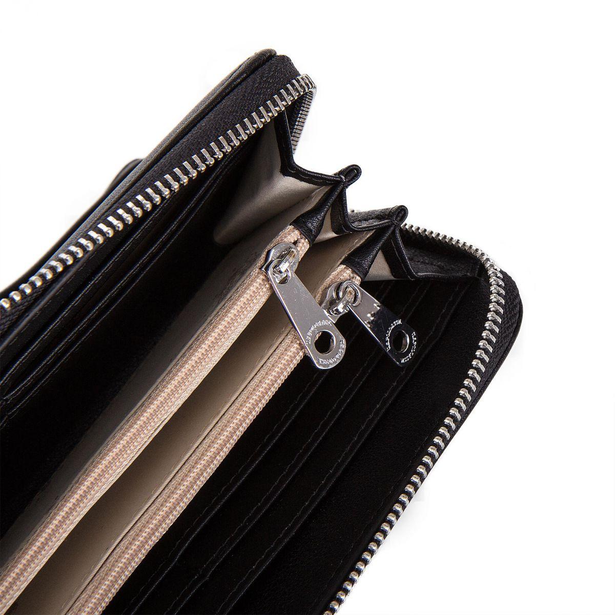 Grand porte feuille compagnon noir femme us polo prix for Prix compagnon