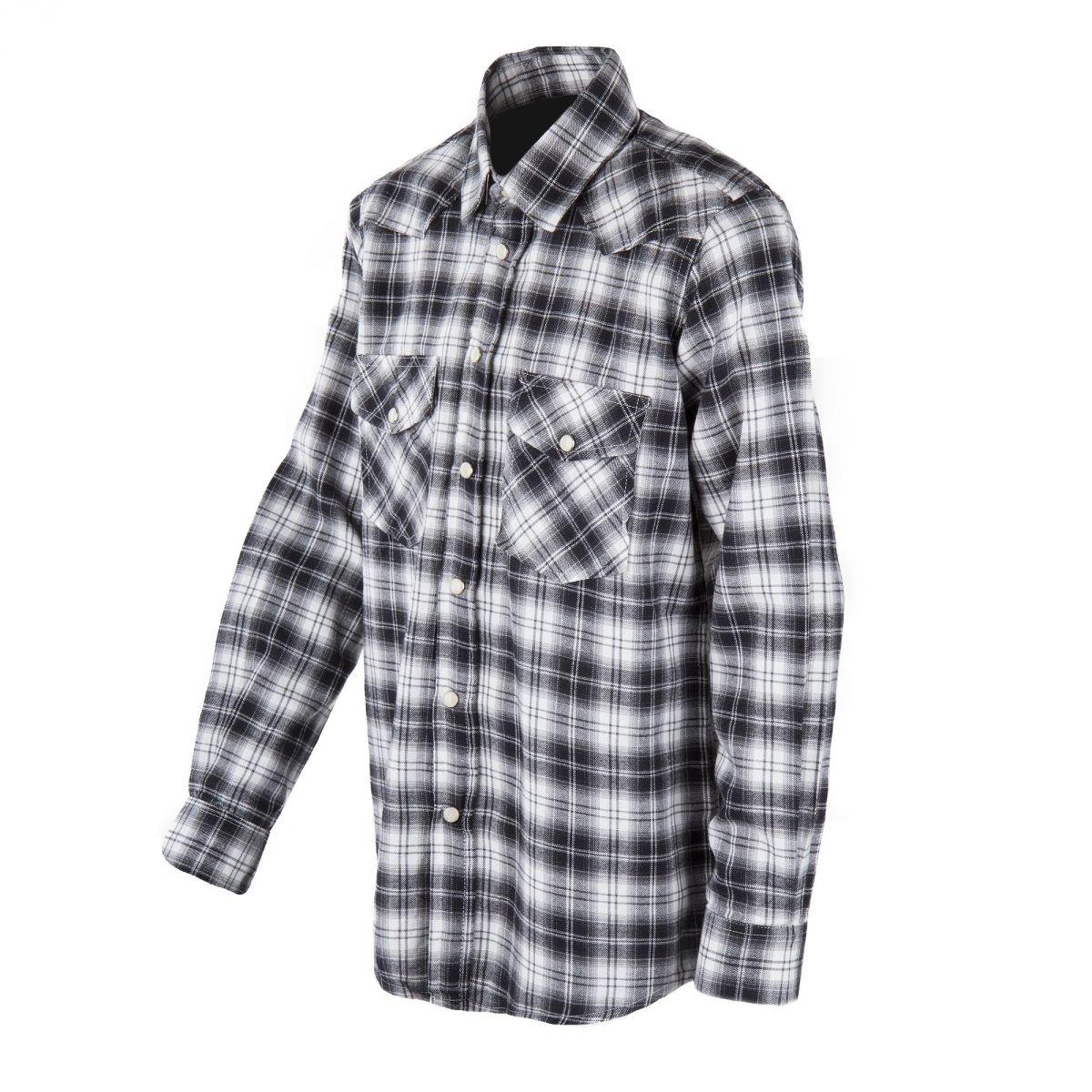 chemise carreaux manches longues gar on best mountain prix. Black Bedroom Furniture Sets. Home Design Ideas