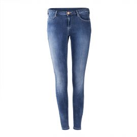 Jean Skinny bleu femme Scotch and Soda