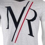 Tee shirt gris manches courtes homme LITTLE MARCEL marque pas cher prix dégriffés destockage