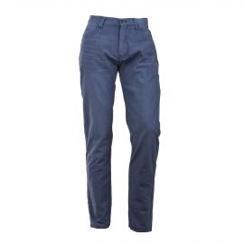Pantalon en toile coupe droite jean homme LITTLE MARCEL marque pas cher prix dégriffés destockage