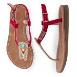 Sandales aztèques fille LES TROPEZIENNES