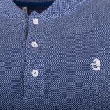 Polo en coton chiné homme COURREGES marque pas cher prix dégriffés destockage