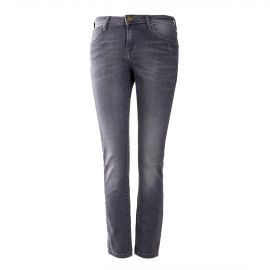 Jean slim gris jambes 7/8 PINK Femme ARTISTS