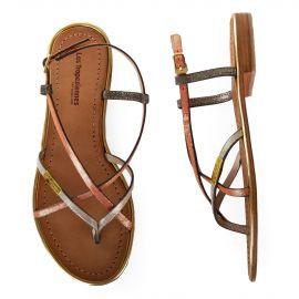 Sandale plates entre doigt MONACO Femme LES TROPEZIENNES PAR M.BELARBI