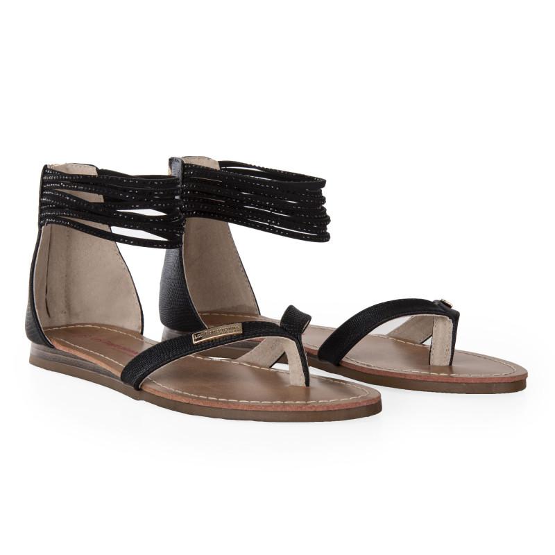 Sandales à strass GINKGO femme LES TROPEZIENNES marque pas cher prix dégriffés destockage