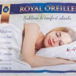 Oreiller blanc 50X70 ROYAL OREILLER marque pas cher prix dégriffés destockage
