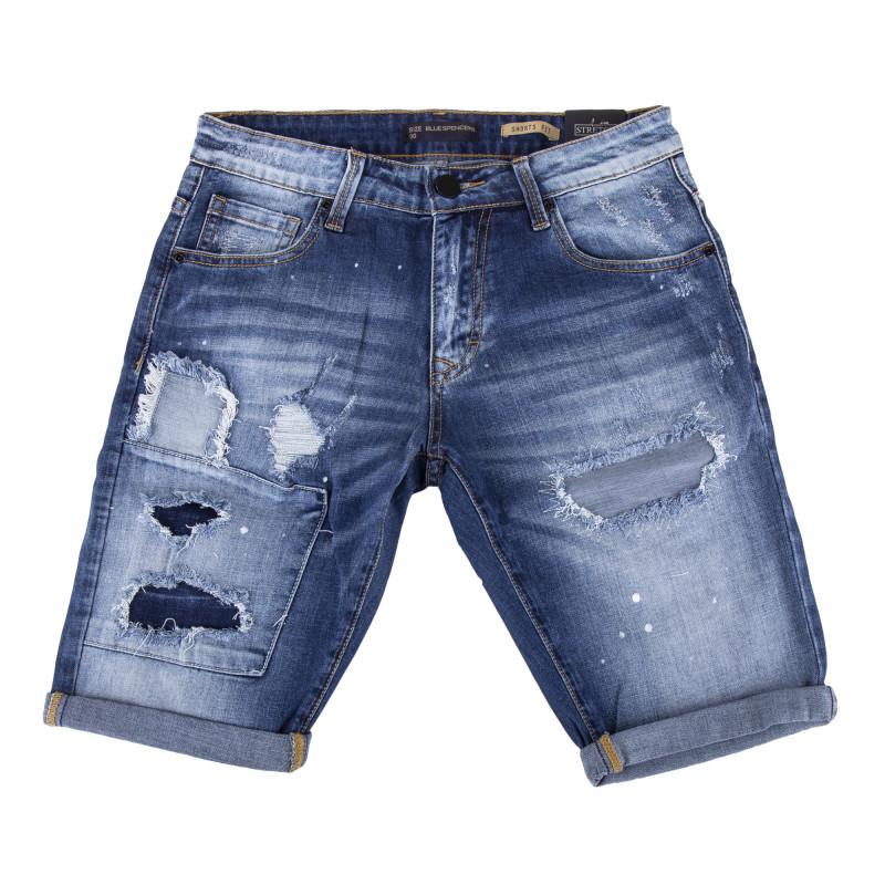 db0014a30ddf short-en-jean-brut-homme-blue-spencer-s.jpg
