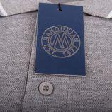 Polo boutons et poche homme MANOUKIAN marque pas cher prix dégriffés destockage