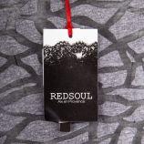 Tee shirt manches courtes effet marbre transparent femme RED SOUL marque pas cher prix dégriffés destockage
