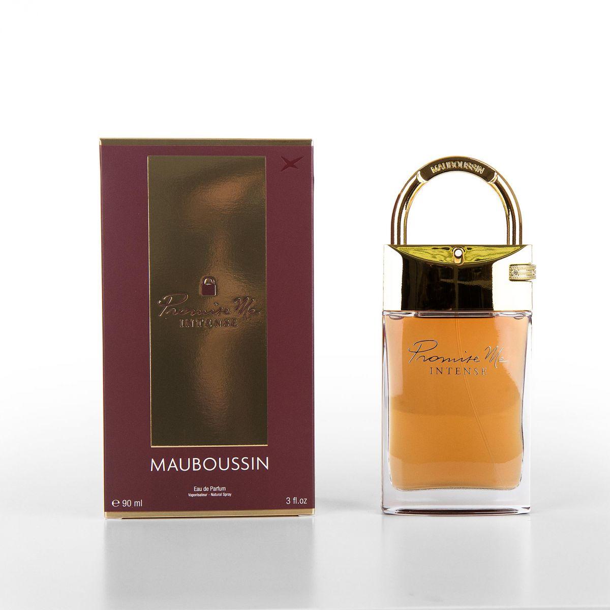 Parfum Eau De Parfum 90 Ml Promise Me Intense Femme Mauboussin à Prix