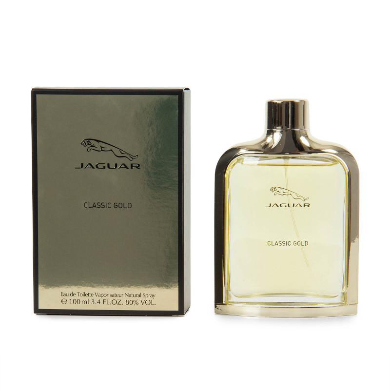 Homme Classic Parfum Gold Toilette De Eau 100ml Jaguar LzMqSUVjpG