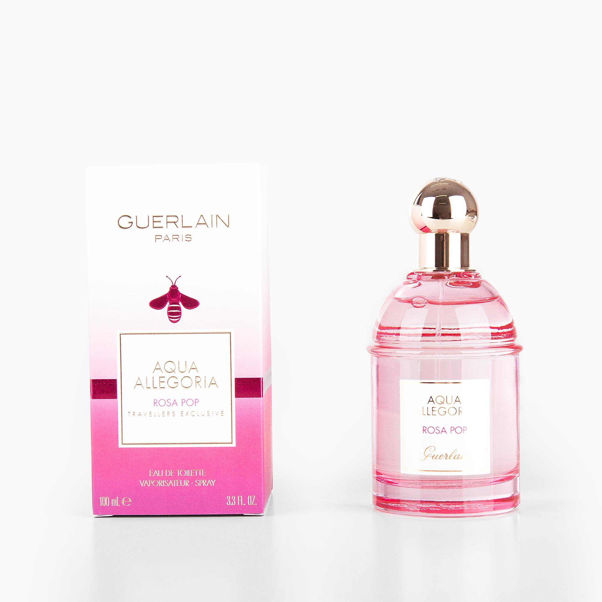 Parfum Pop De Allegoria Rosa Guerlain Femme Toilette Aqua Eau 100ml qMpUzSV