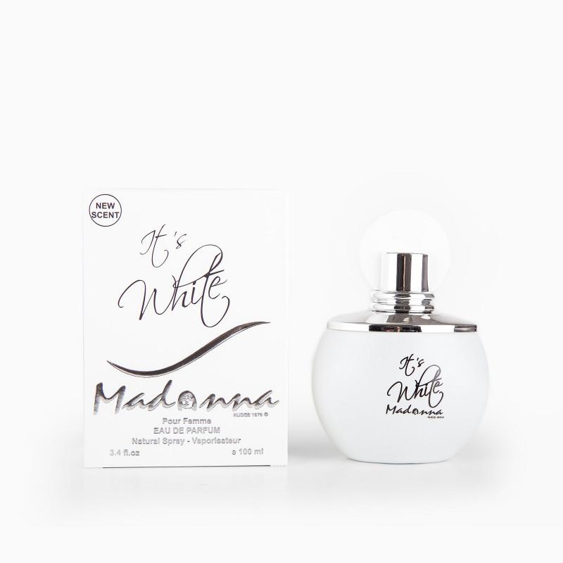 Parfum Eau de parfum It's White Femme 100ml MADONNA marque pas cher prix dégriffés destockage