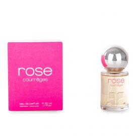 Eau de parfum Rose 50 ml femme COURREGES marque pas cher prix dégriffés destockage