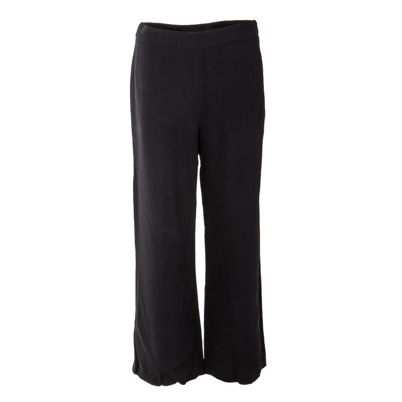 Pantalon fluide noir femme EXPRESSO marque pas cher prix dégriffés destockage