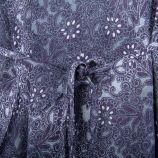 Robe fluide imprimé fleuri femme BEST MOUNTAIN marque pas cher prix dégriffés destockage