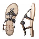 Sandales à perles et brillants OCHANA femme LES TROPEZIENNES