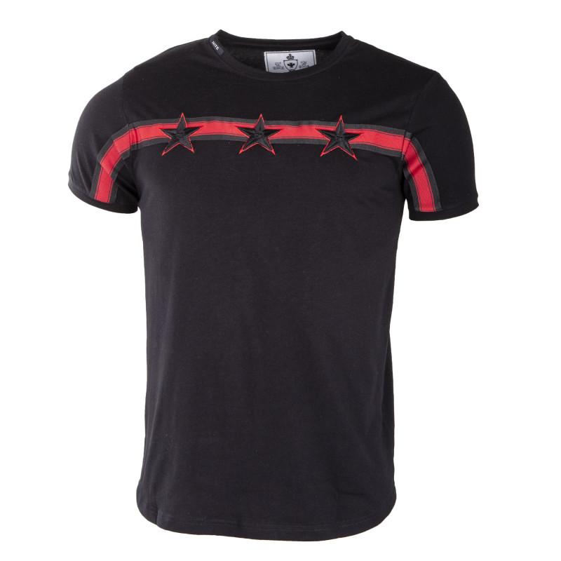Tee shirt étoile homme HITE marque pas cher prix dégriffés destockage