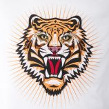 Tee shirt tigre brodé homme HITE marque pas cher prix dégriffés destockage