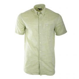 Chemise manches courtes homme TED LAPIDUS marque pas cher prix dégriffés destockage