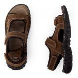 Sandales à scratch homme LAURENT ROADSIGN