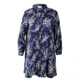 Robe chemise à motifs femme GOA