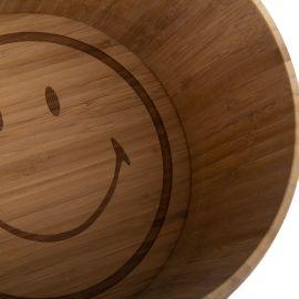 Pot en bambou moyen SERAX marque pas cher prix dégriffés destockage