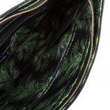 Sac simili cuir noir bandoulière femme CHRISTIAN LACROIX marque pas cher prix dégriffés destockage