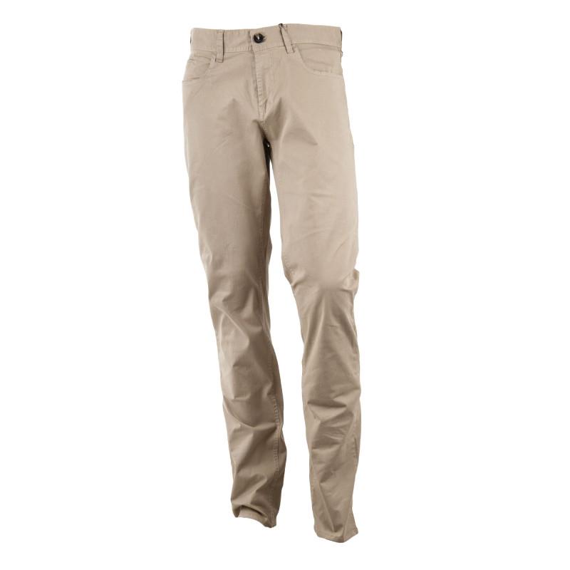 Pantalon en coton coupe droite homme GERARD PASQUIER marque pas cher prix dégriffés destockage