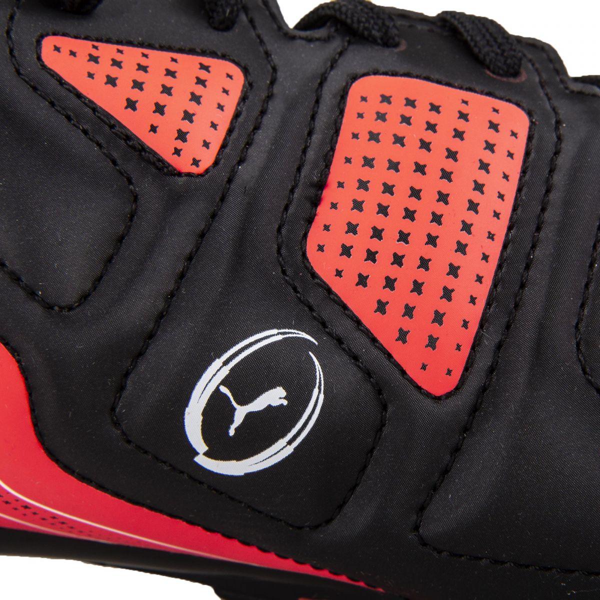 70ddbadc432d6 Noir Homme À Foot Prix Crampon Chaussures Dégriffé amp  Puma Rouge De  Z4t46wgqA