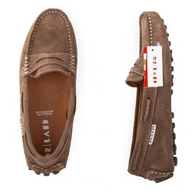 MOCASSIN 874T TAUPE