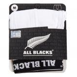 Boxer en coton uni homme ALL BLACKS marque pas cher prix dégriffés destockage
