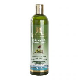 GEL DOUCHE HYDRATANT HUILE D'OLIVE 400ML