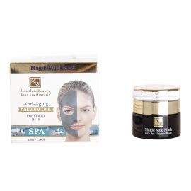 Masque visage boue magnétique miracle femme HEALTH AND BEAUTY