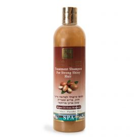 Shampoing femme 400ml argan Health and Beauty