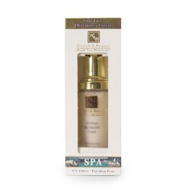 Crème visage hydratante non grasse 50ml Health and Beauty