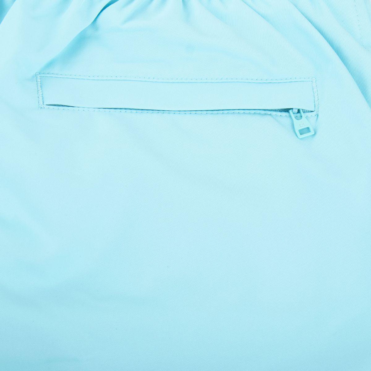 short de bain bleu turquoise homme calvin klein prix d griff. Black Bedroom Furniture Sets. Home Design Ideas