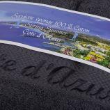 Serviette cote d'azur SPRING SUMMER marque pas cher prix dégriffés destockage