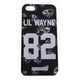 Coque iPhone 5/5s Lil Wayne ELEVEN PARIS marque pas cher prix dégriffés destockage