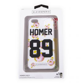 Coque iPhone 5/5s Homer Simpson ELEVEN PARIS