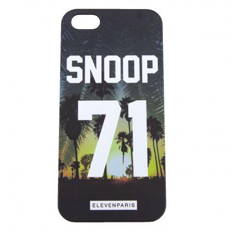 Coque iPhone 5/5s Snoop ELEVEN PARIS marque pas cher prix dégriffés destockage