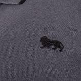 Polo à manches courtes floqué homme LONSDALE marque pas cher prix dégriffés destockage