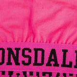Brassière de sport femme LONSDALE marque pas cher prix dégriffés destockage