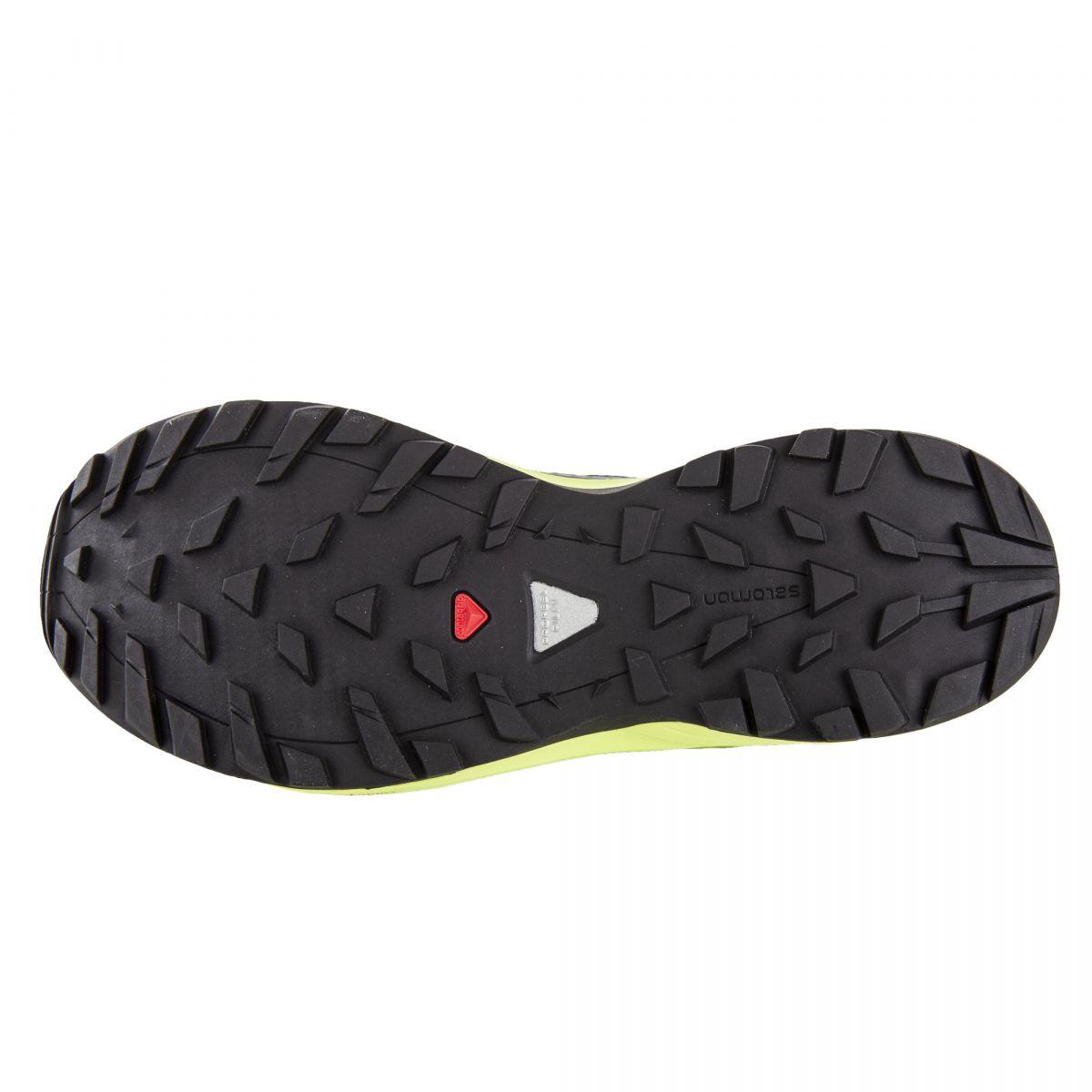 af3e1dd4cb88 ... Baskets Trail Enduro Chaussettes Quicklace Homme SALOMON marque pas  cher prix dégriffés destockage ...